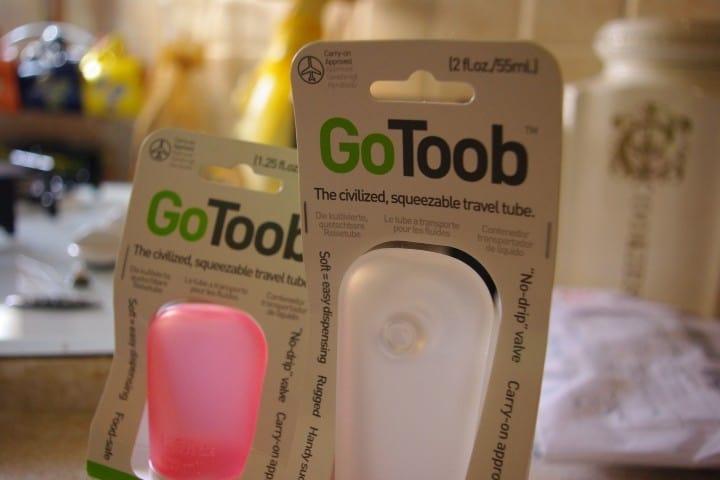 GoToob Bottles